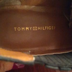 Tommy Hilfiger Shoes - Black suede booties